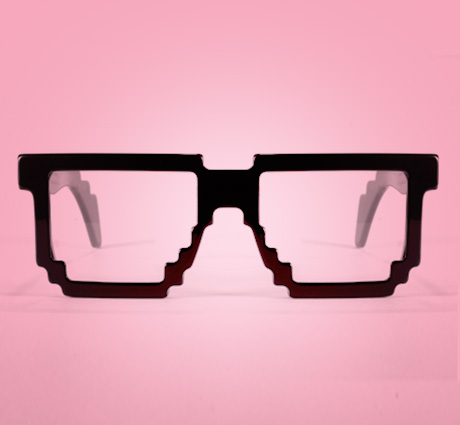 Pixelated-Glasses