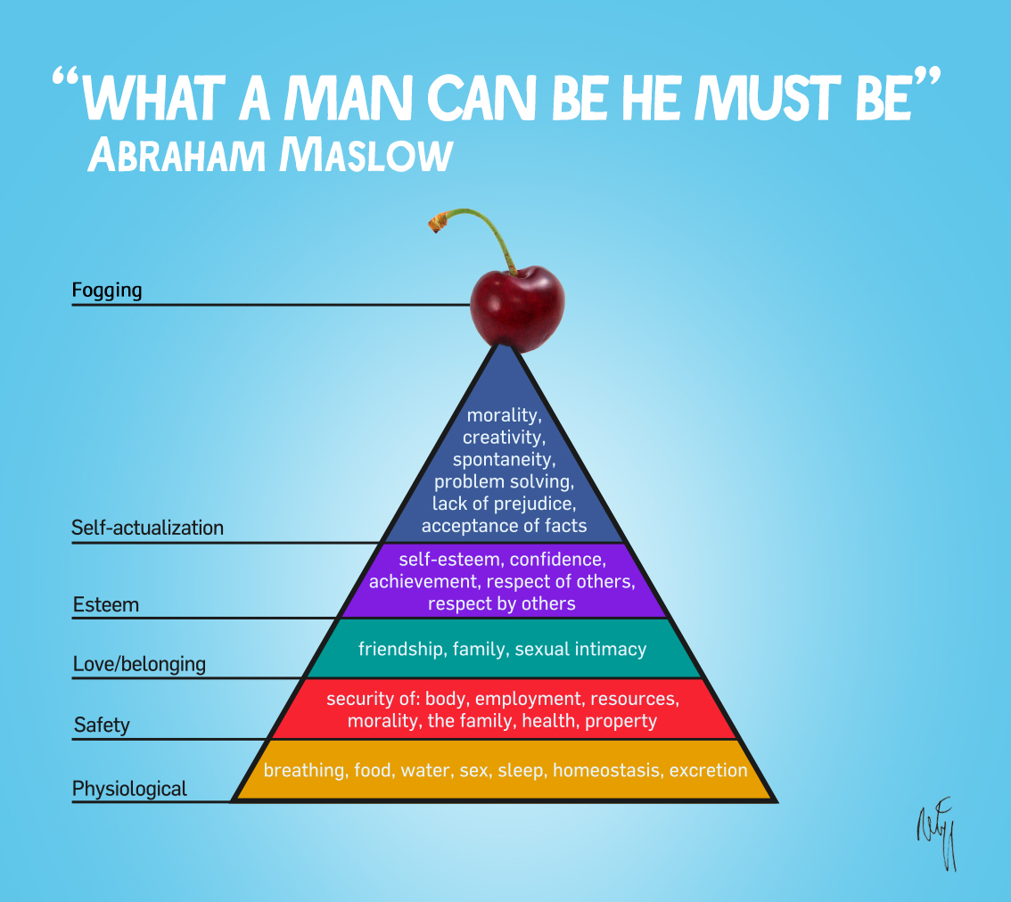 maslow knew it