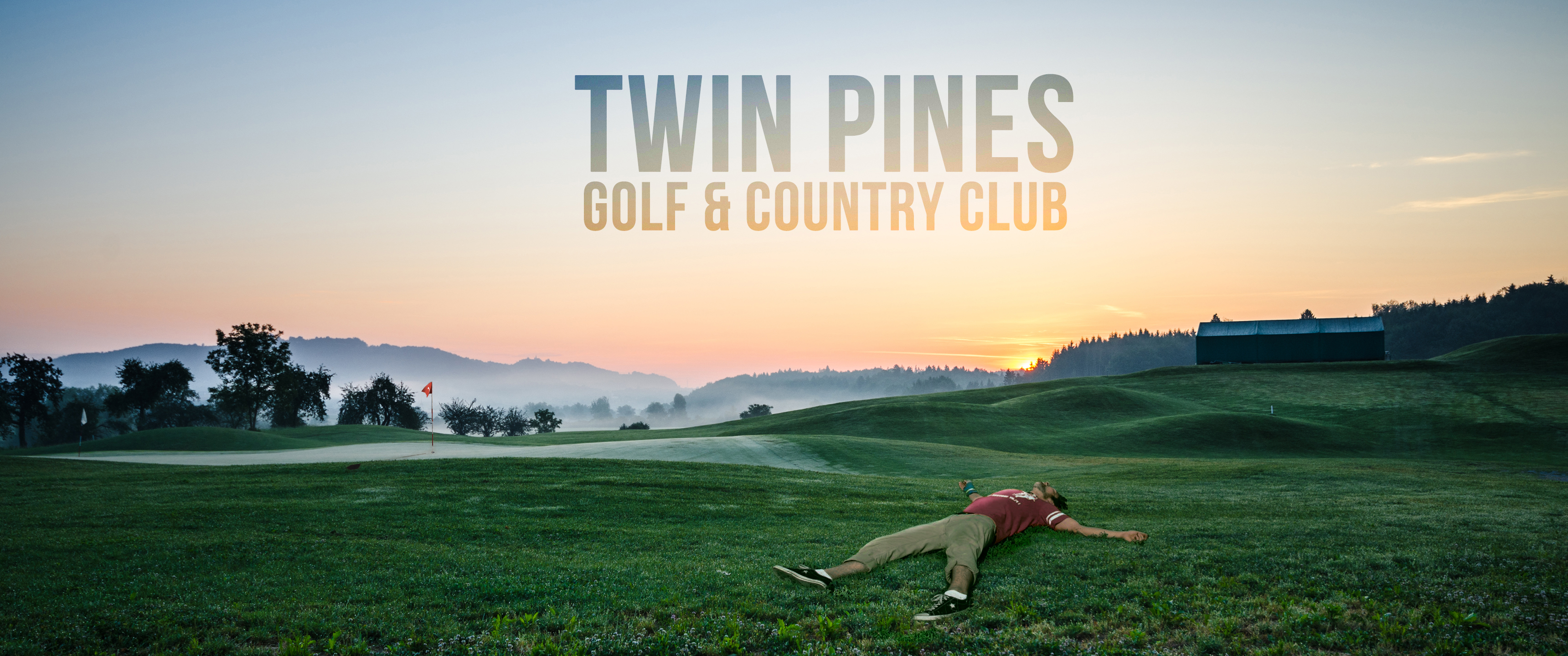 Twin pines wallpaper 2
